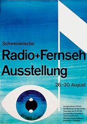 Meyer-Brunner Fritz - Schweizerische Radio + Fernseh Ausstellung