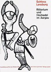 Woodtli Hans Rudolf - Rittertum und Hochadel im Aargau
