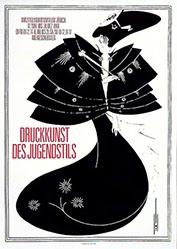 Müller Fridolin - Druckkunst des Jugendstils
