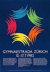 Schiavo Elso - Gymnaestrada Zürich