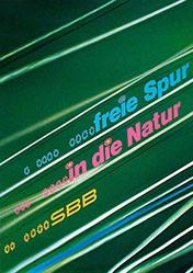 Heiniger Ernst Albrecht - SBB - Freie Spur in die Natur