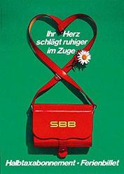 Wermelinger Willi - SBB - Ihr Herz schlägt im Zuge