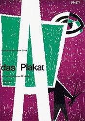 Piatti Celestino - Das Plakat