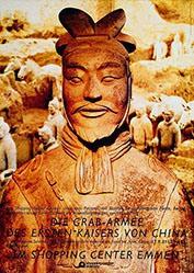W + P Werbeagentur - Die Grab-Armee des ersten Kaisers von China
