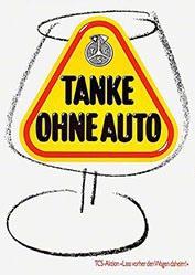 Küste Helmut - Tanke ohne Auto