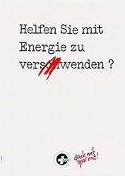 Anonym - Helfen Sie mit Energie zu verwenden?