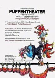 Anonym - Internationales Puppentheater