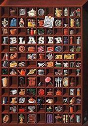 Anonym - Blaser