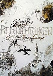 Brus Günter - Bild-Dichtungen