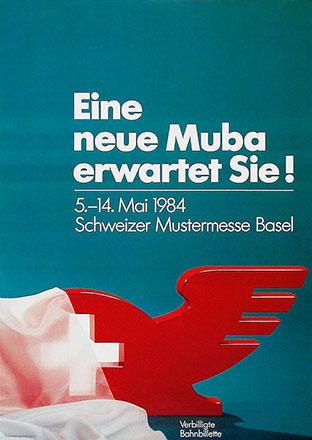 Berman, Humbert & Vogt - Schweizer Mustermesse Basel