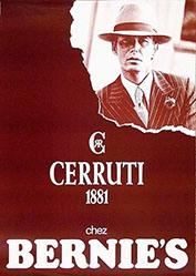 Bader Felix - Cerruti chez Bernie's