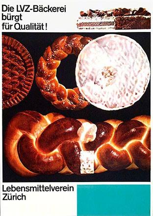 Anonym - Die LVZ-Bäckerei bürgt für Qualität