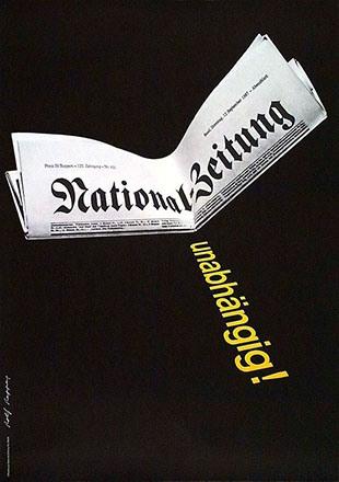 Rappaz Rolf - National-Zeitung