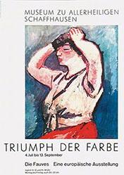 Portmann Hannes - Triumph der Farbe