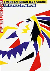 Troxler Niklaus - American Indian Jazz & Dance