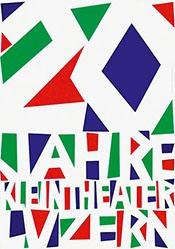 Troxler Niklaus - 20 Jahre Kleintheater Luzern