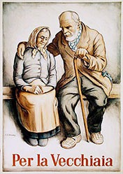 Schlatter Ernst Emil - Per la Vecchiaia