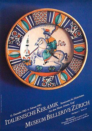 Diethelm Martin - Italienische Keramik