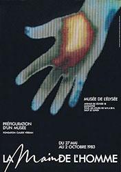 Neumann Pierre - La main de l'homme