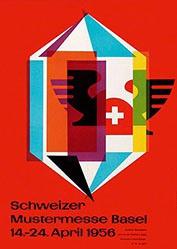 Bühler Fritz - Mustermesse Basel