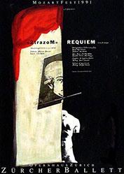 Geissbühler Domenic K./Baer Susanna - Mozartfest - Requiem