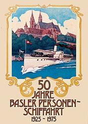 Häner Fredy - Basler Personenschiffahrt