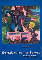 Müller-Yoshikawa Shizuko - Expressionismus in der Schweiz