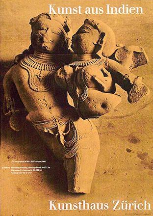 Scheidegger Ernst - Kunst aus Indien