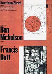 Zryd Werner - Ben Nicholson / Francis Bott