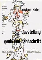 Hellstern Max - Genie und Handschrift