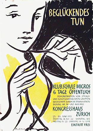 Aeschbach Hans - Beglückendes Tun