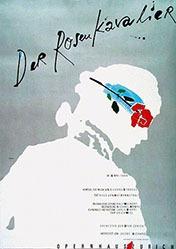 Geissbühler Karl Domenic - Der Rosenkavalier