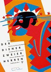 Jost Heinz - Der Diener zweier Herren