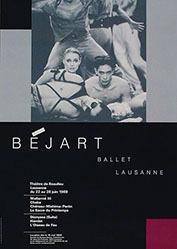 Neumann Pierre - Béjart Ballet Lausanne