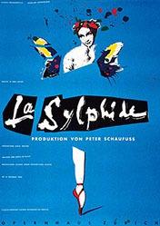 Geissbühler Karl Domenic - La Sylphide - Produktion von Peter Schaufuss