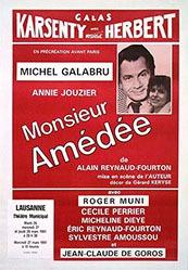 Anonym - Monsieur Amédée