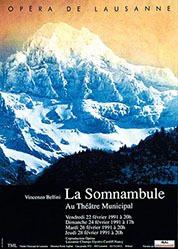 Imsand Marcel (Foto) - La Somnambule