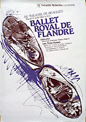 Stephanovic Dragan S. - Ballet royal de Flandre