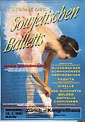 Impact, Mannheim - Sterne des Sowjetischen Balletts