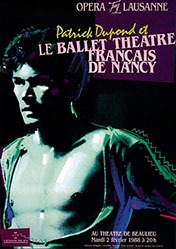 Stephanovic Dragan S. - Le ballet théâtre Francais de Nancy