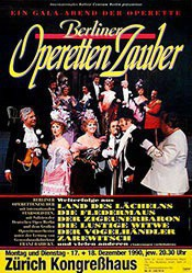 Impact, Mannheim - Berliner Operetten Zauber