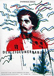 Geissbühler Karl Domenic - Der Zigeunerbaron