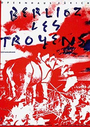 Geissbühler Karl Domenic - Hector Berlioz - Les Troyens