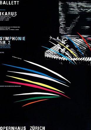 Geissbühler Karl Domenic - Ikarus - Symphonie Nr. 2
