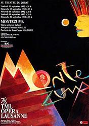 Pichou Dominique - Monte Luna - Montezuma
