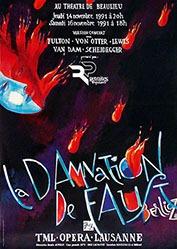Pichou Dominique - La Dammation de Faust - Hector Berlioz