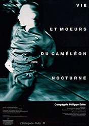 Neumann Pierre - Vie et moeurs du caméléon nocturne