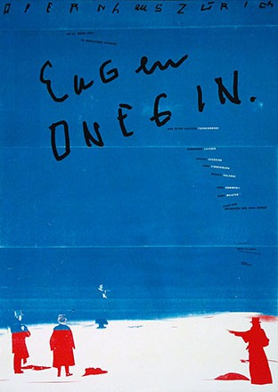 Geissbühler Karl Domenic - Eugen Onegin