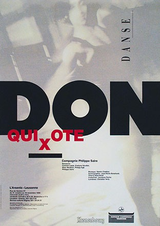 Neumann Pierre - Don Quixote