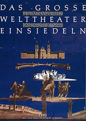 Iten Edgar - Das grosse Welttheater